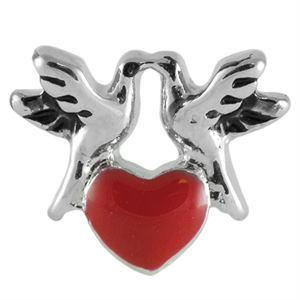 Picture of Love Birds Charm